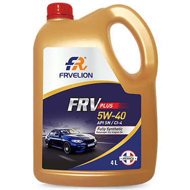 FRV-5W-40-Fully-Synthetic-Engine-Oil--Imported-4L