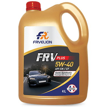 FRV-5W-40-Semi-Synthetic-Engine-Oil-4L