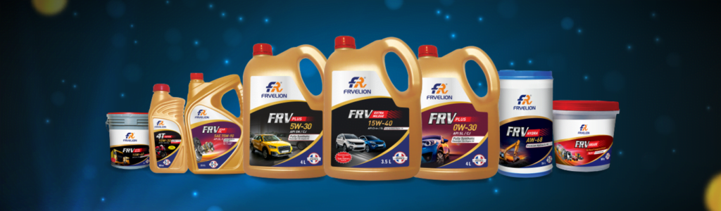 Frvelion-Oils