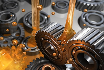 Industrial Oil and Greases